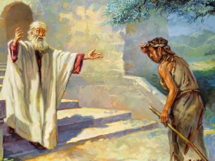 Voor God is een mens onschuldig