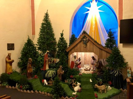 Kerstmis als beginsel