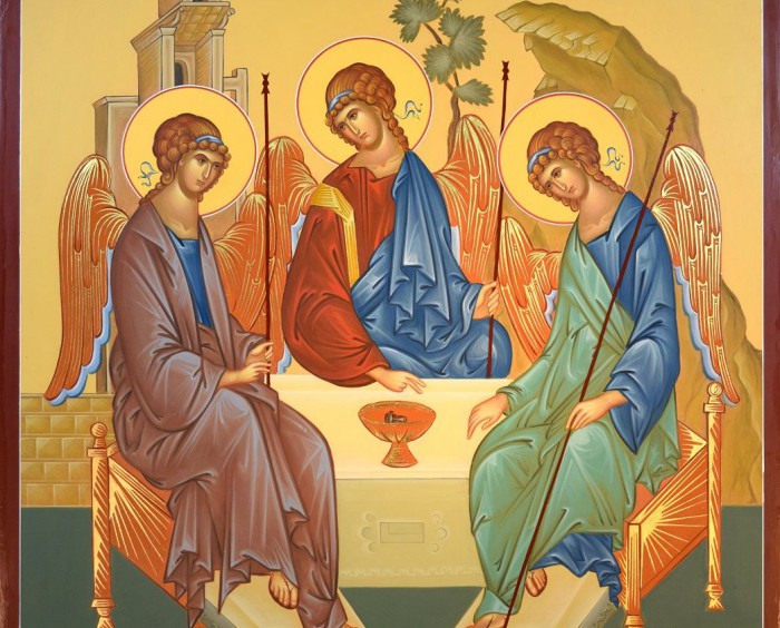 Het geheim van ons geloof: God leeft in drieën