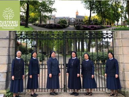 'Even op adem komen' bij de Zusters van Denekamp