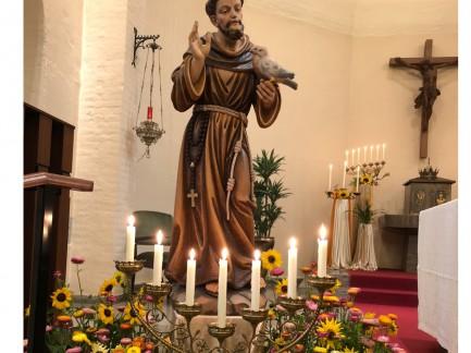 Sint Franciscus: de mindere